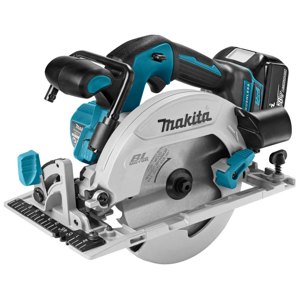Makita DHS680- 18 V Cirkelzaag 165 mm