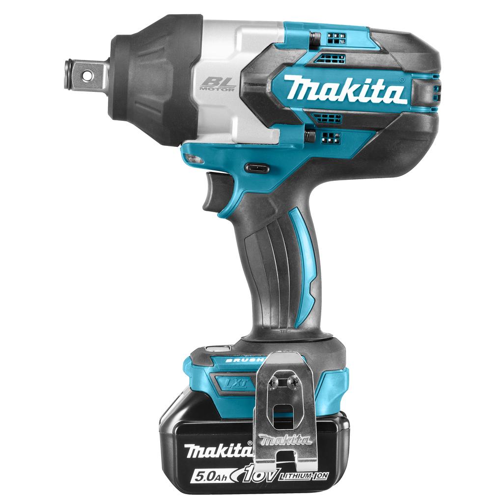 Makita DTW1001- 18 V Slagmoersleutel