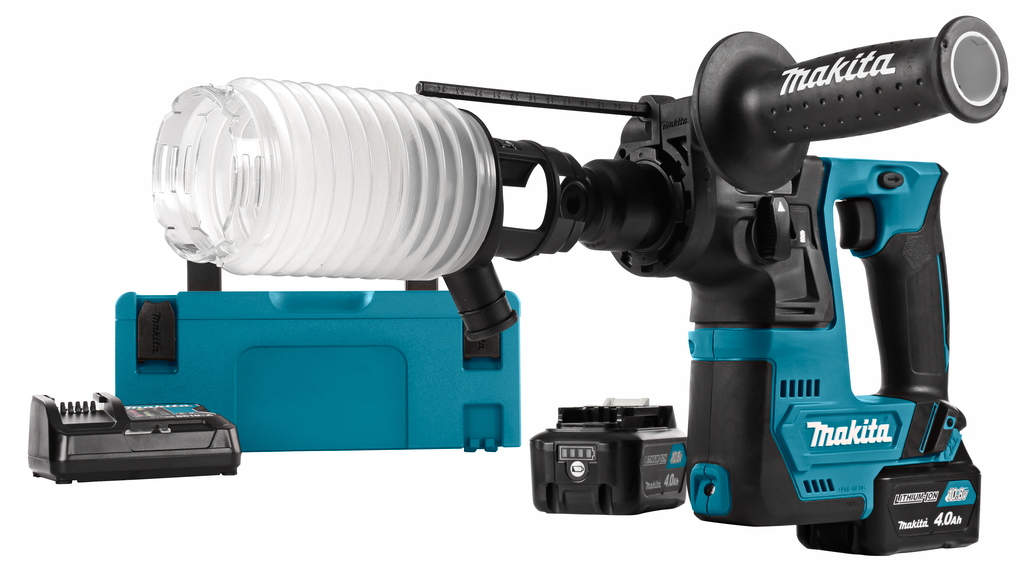 Makita HR140- 10,8 V SDS-PLUS Boorhamer