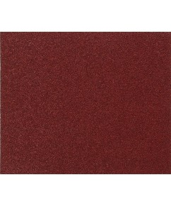 Schuurvel 114 x 140 mm red