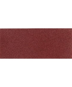Schuurvel 115 x 280 mm red