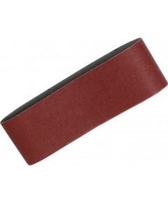 Schuurband 76 x 533 mm red