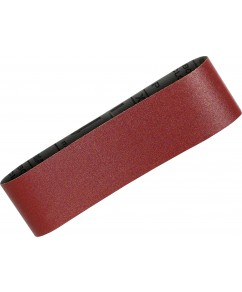 Schuurband 76 x 610 mm red