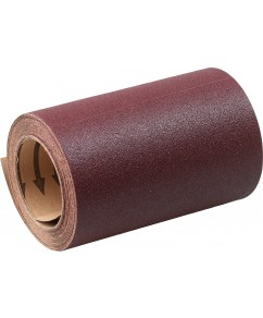 Schuurpapier 120 mm red