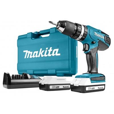 Makita HP457- 18 V Klopboor-/ schroefmachine