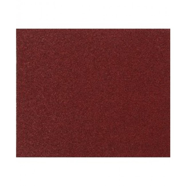 Schuurvel 114x140 mm. red
