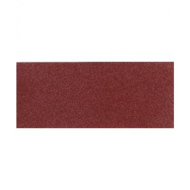 Schuurvel 93x228 mm. red