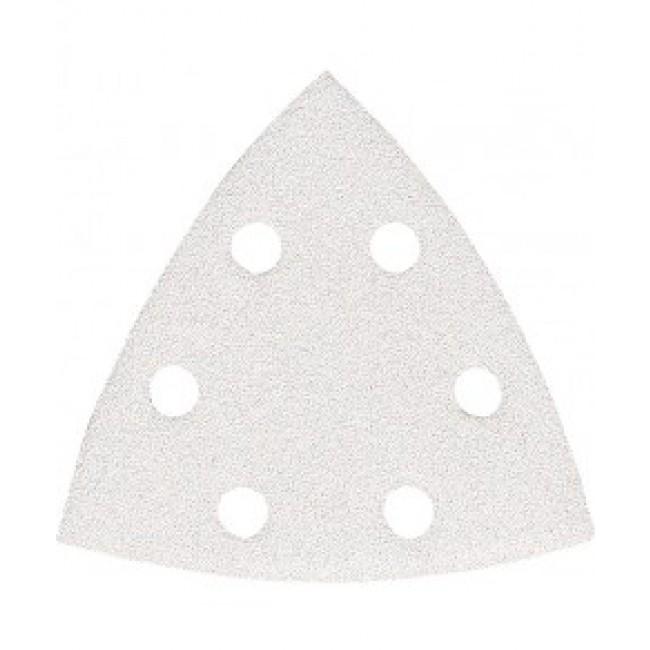 Schuurvel 94 mm white velcro