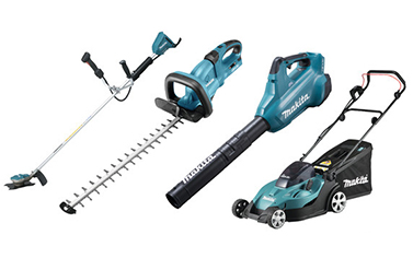 Makita Tuin Machines