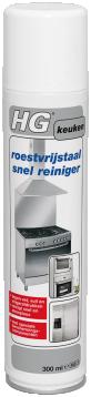 HG Roestvrijstaal Snel Reiniger | Mtools