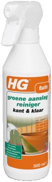 HG GROENE AANSLAGREINIGER KANT & KLAAR