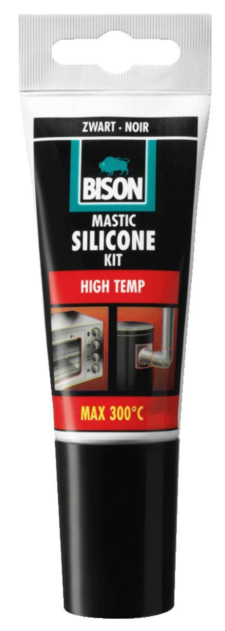 Bison Siliconekit High Temp 60ml | Mtools