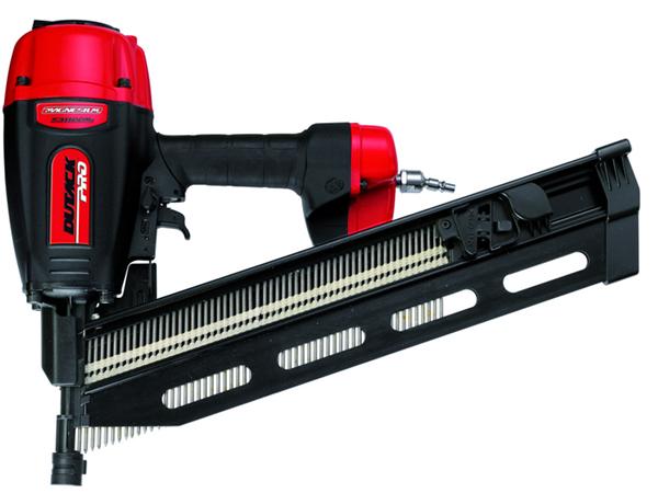 Dutack Pro S31100Mg Pneumatische stripnageltacker | Mtools