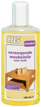 HG Verzorgende Meubelolie Voor Teak   Mtools