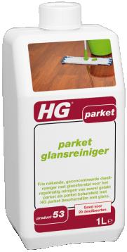 HG Parket Glansreiniger | Mtools
