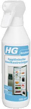 HG Hygiënische Koelkastreiniger | Mtools