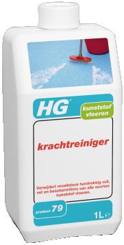 HG Kunststof Vloeren Krachtreiniger | Mtools
