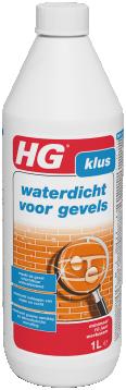 HG Waterdicht Voor Gevels | Mtools