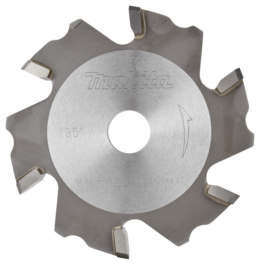 Freesblad Aluminium CA5000XJ