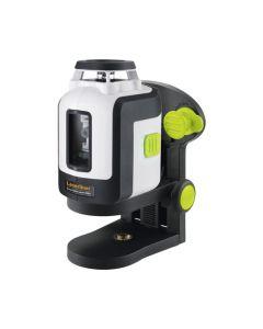 Laserliner SmartLine-Laser G360 Lijnlaser in tas - Groen - 30m - 081.190A