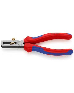 Knipex® 1102160 Isolatie-striptang 160 mm