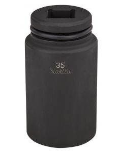 "Makita 134861-7 Krachtdop 35x95mm 3/4"" VK"