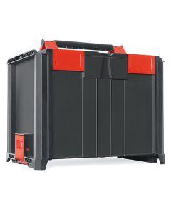 7Industries Koffer 3 modulair stapelbaar 464x335x362mm ABS