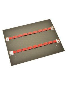 7Industries Gereedschap paneel voor deksel modulair stapelbare koffer