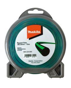 Makita 369224601 Maaidraad 2,0mm x 126m 'rond'