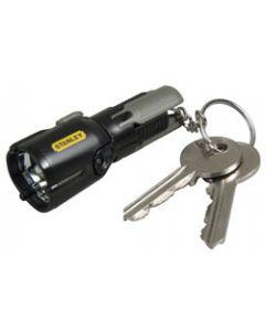 Stanley 0-95-113 Maxlife Mini Zaklamp LED Drievoet Sleutelhanger