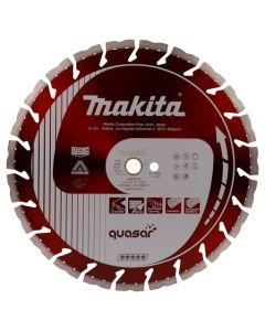 Makita B-13465 Diamantschijf 350x25,4x3,0mm rood