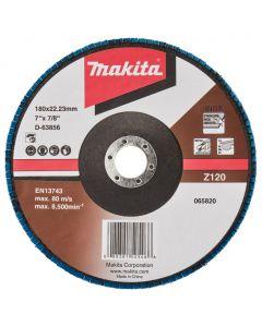 Makita D-63856-10 Lamellenschijf 180mm Z120