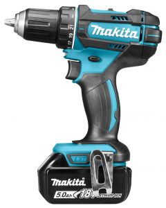 Makita DDF482RTJ 18 V Boor-/schroefmachine