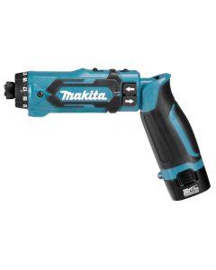 Makita DF012DSE 7,2 V Precisie pen schroevendraaier