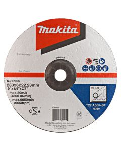 Makita A-80955 Afbraamschijf 230x6,0mm staal