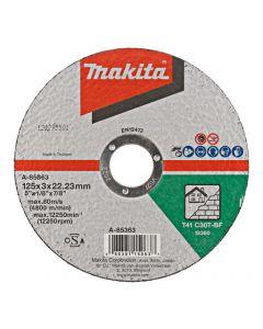 Makita A-85385 Doorslijpschijf 230x22,23x3,2mm steen
