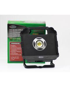 Oplaadbare Accu Werklamp 15W COB LED