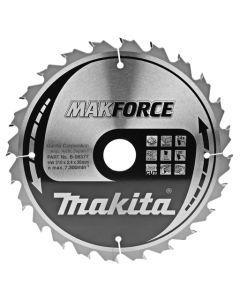Makita B-08377 Zaagb hout 210x30x2,4 24T 20g