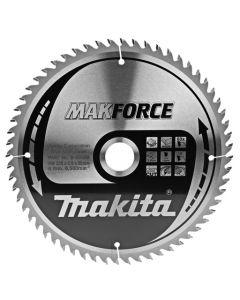 Makita B-08589 Zaagb hout 235x30x2,8 60T 15g