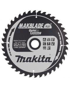Makita B-08654 Afkortzaagblad Hout
