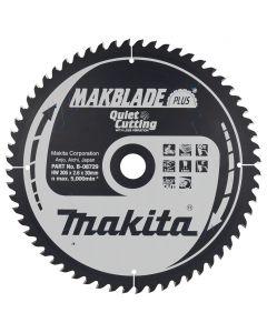 Makita B-08729 Afkortzaagblad Hout