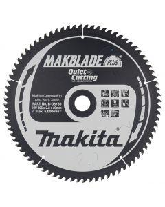 Makita B-08785 Afkortzaagblad Hout