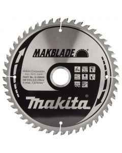 Makita B-08969 Afkortzaagblad Hout