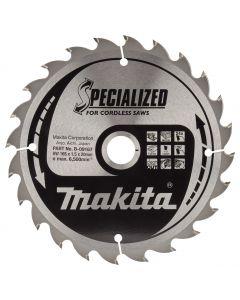 Makita B-09167 Cirkelzaagblad Hout