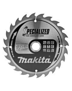 Makita B-09173 Cirkelzaagblad Hout