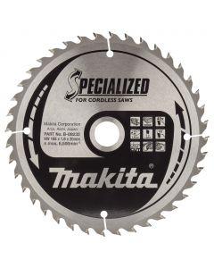 Makita B-09232 Zaagblad Hout