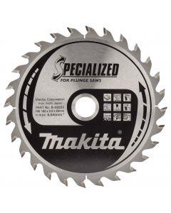 Makita B-09260 Invalzaagblad Hout