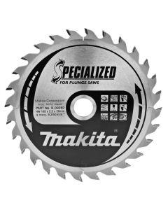 Makita B-09282 Invalzaagblad Hout