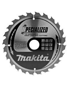Makita B-09422 Cirkelzaagblad Hout (noest/spijker)