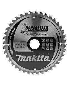 Makita B-09503 Cirkelzaagblad Hout (noest/spijker)